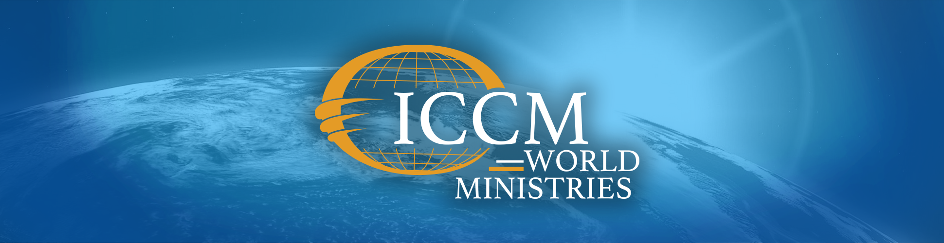 ICCM World Ministries Retina Logo