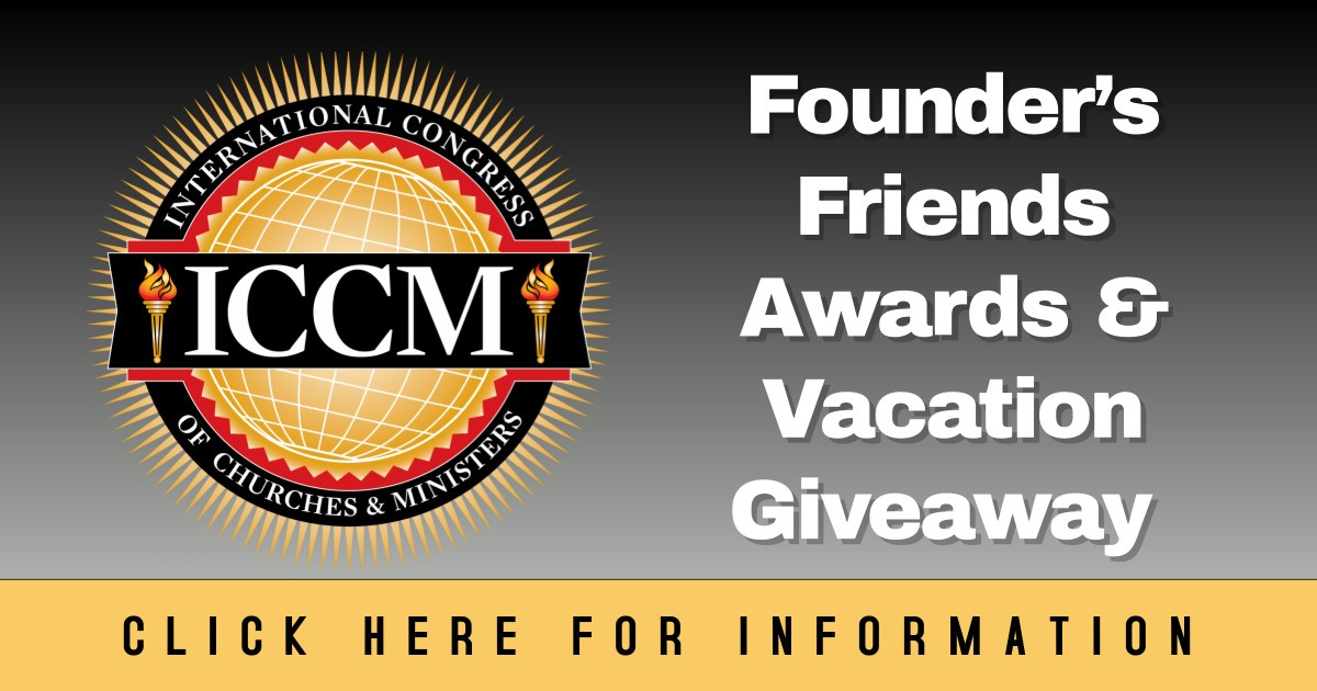 Founders friends awards and vacations giveaway information