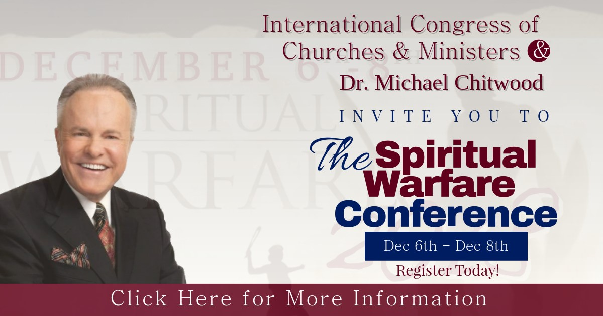 Spiritual warfare conference information