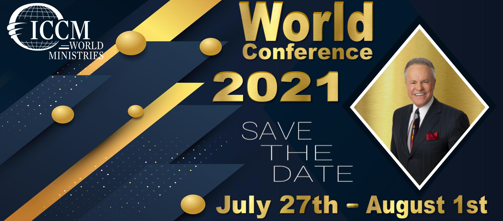 2021 World Conference July 27th - August 1st
